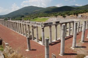 Ancient Messene - Lena Mare apartments - Logga Messinia